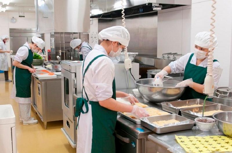 Tài liệu thi Tokutei ngành chế biến thức ăn và đồ uống