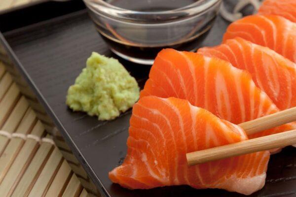 Sashimi và nét ẩm thực của người Nhật